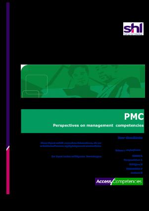 Umfassende Führungskompetenz Test (PMC) (DE)