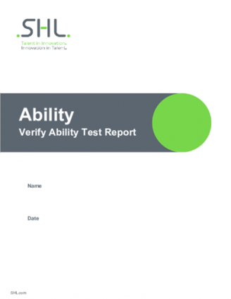 Verify Ability Report (Managerial) - Numerical.pdf